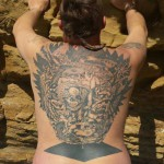 Consuelo Daimon Tattoo 2